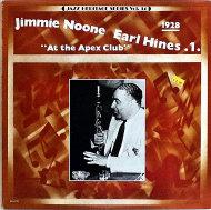 """Jimmie Noone / Earl Hines Vinyl 12"""" (Used)"""