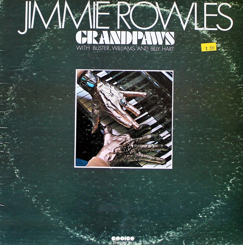 """Jimmie Rowles Vinyl 12"""" (Used)"""