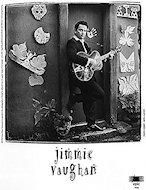 Jimmie Vaughan Promo Print
