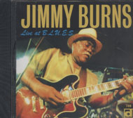 Jimmy Burns CD
