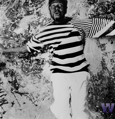 Jimmy Cliff Vintage Print
