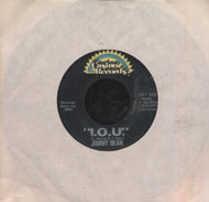 "Jimmy Dean Vinyl 7"" (Used)"