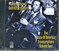 Jimmy Dorsey And His Orchestra CD