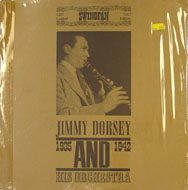 "Jimmy Dorsey And His Orchestra Vinyl 12"" (New)"