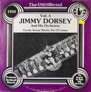 "Jimmy Dorsey And His Orchestra Vinyl 12"" (Used)"
