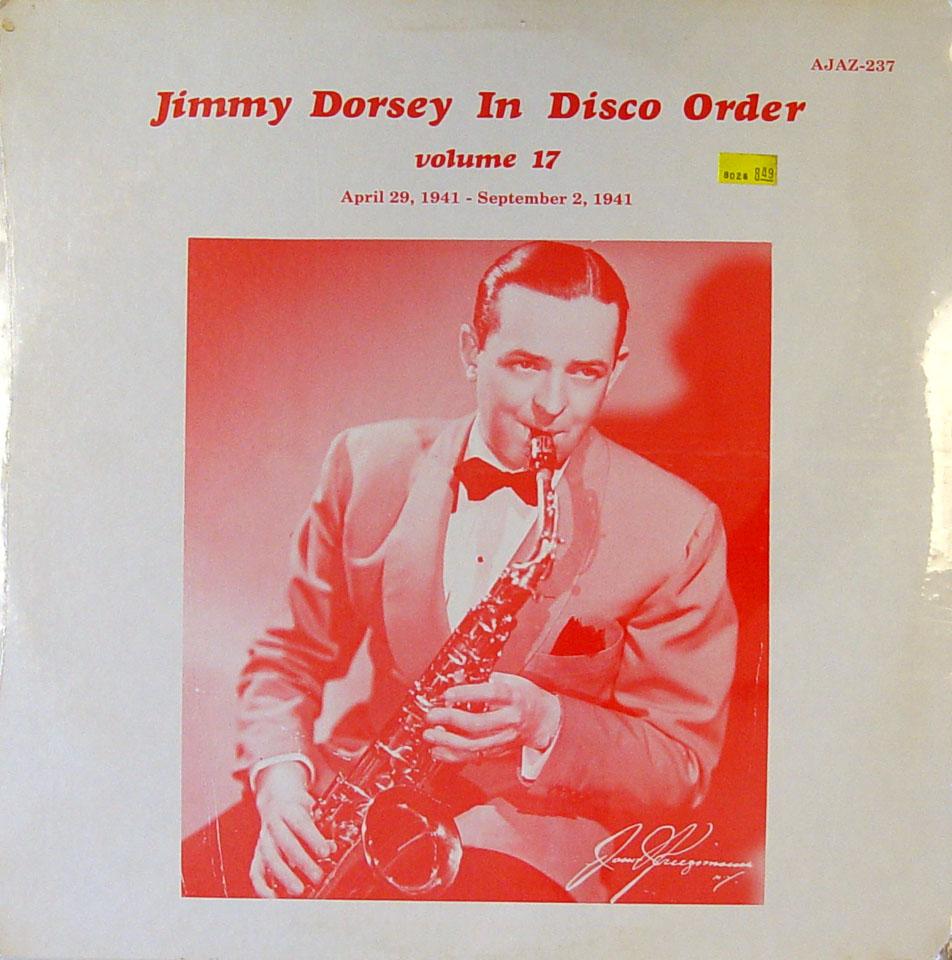 "Jimmy Dorsey Vinyl 12"" (New)"