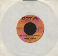 "Jimmy Dorsey Vinyl 7"" (Used)"