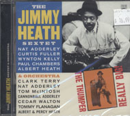 Jimmy Heath Sextet & Orchestra CD
