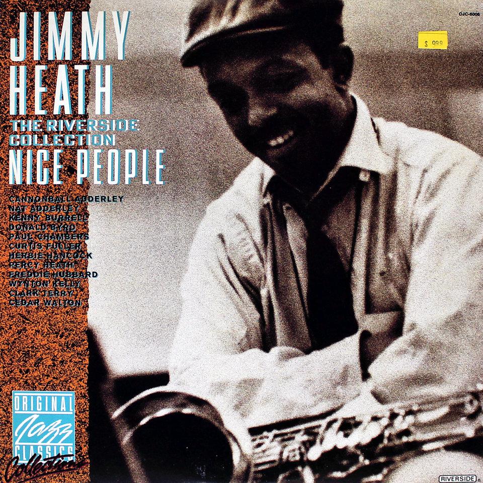 """Jimmy Heath Vinyl 12"""" (Used)"""