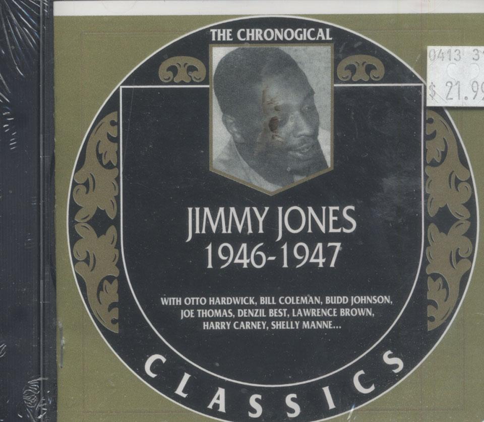 Jimmy Jones CD