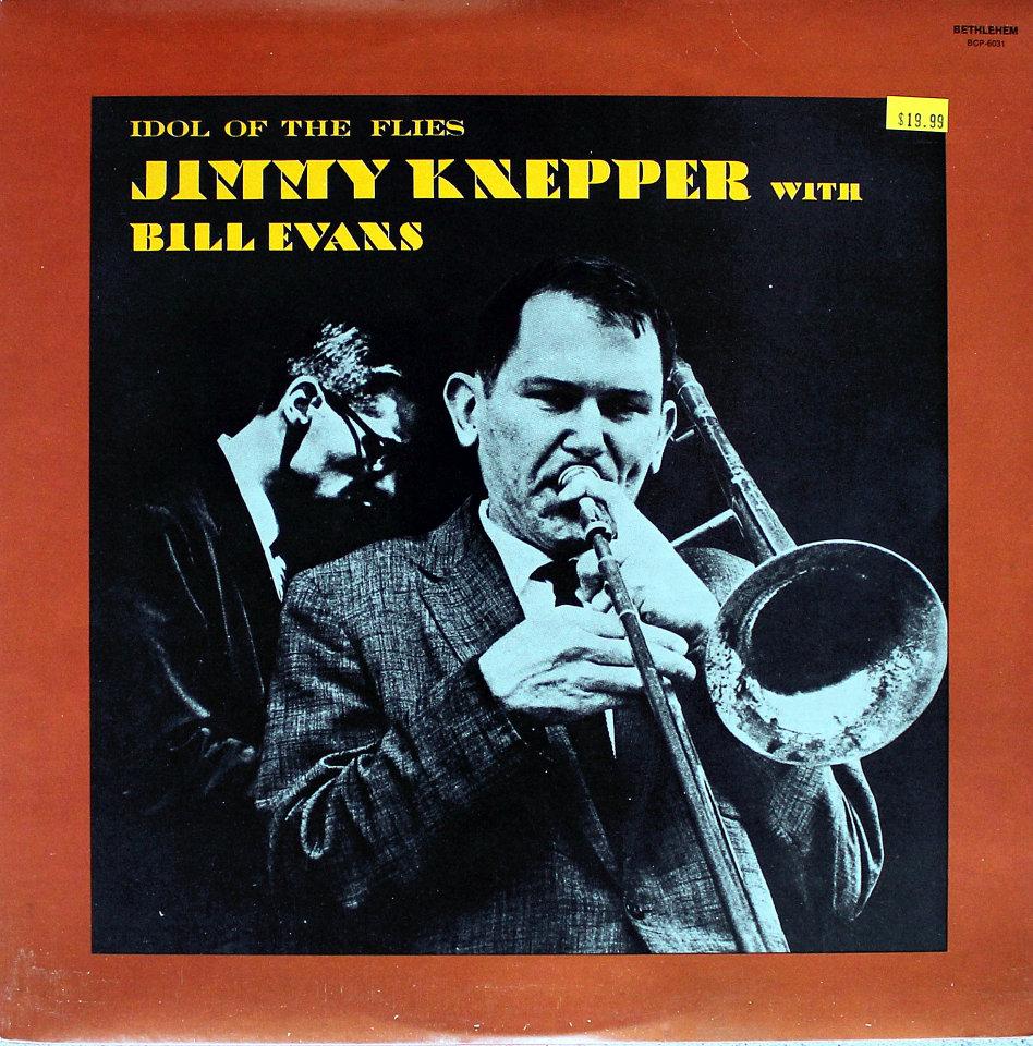 "Jimmy Knepper Vinyl 12"" (Used)"