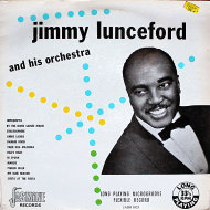 """Jimmy Lunceford and His Orchestra Vinyl 12"""" (New)"""