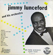 """Jimmy Lunceford and His Orchestra Vinyl 12"""" (Used)"""