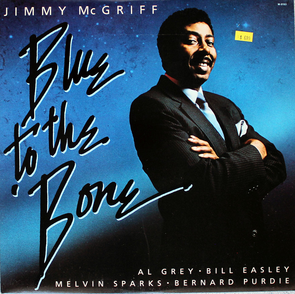 "Jimmy McGriff Vinyl 12"" (Used)"