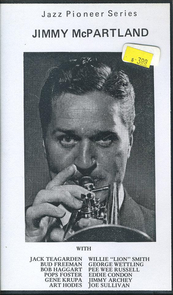 Jimmy McPartland VHS