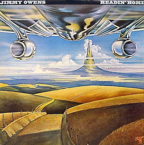 """Jimmy Owens Vinyl 12"""" (Used)"""