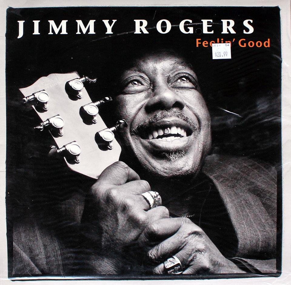 """Jimmy Rogers Vinyl 12"""" (New)"""