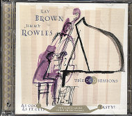 Jimmy Rowles / Ray Brown CD
