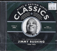 Jimmy Rushing CD