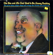 "Jimmy Rushing Vinyl 12"" (Used)"