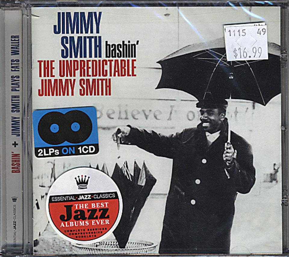 Jimmy Smith CD