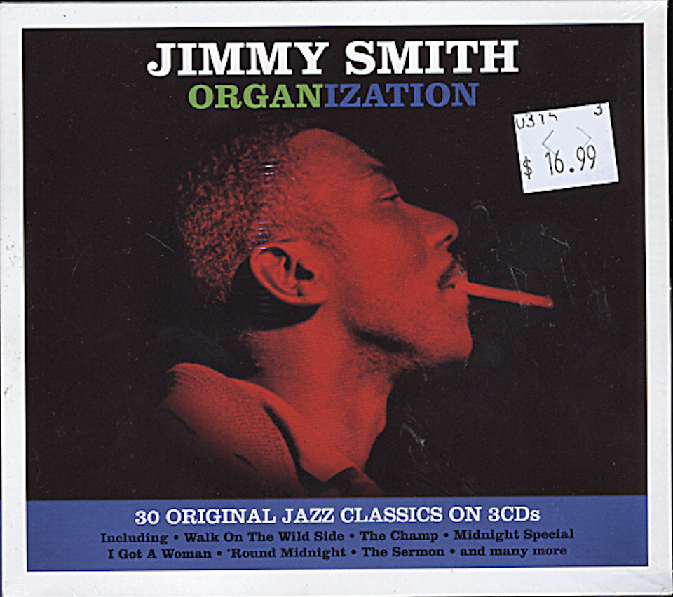 Jimmy Smith CD