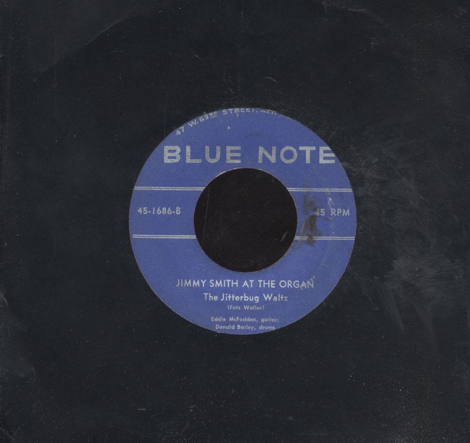 "Jimmy Smith Vinyl 7"" (Used)"