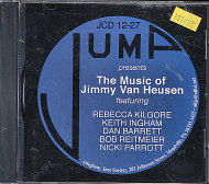 Jimmy Van Heusen CD