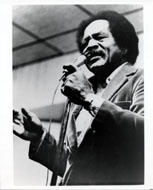 Jimmy Witherspoon Vintage Print