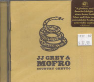 JJ Grey & Mofro CD