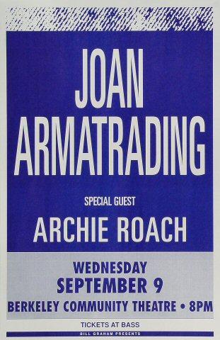 Joan Armatrading Poster