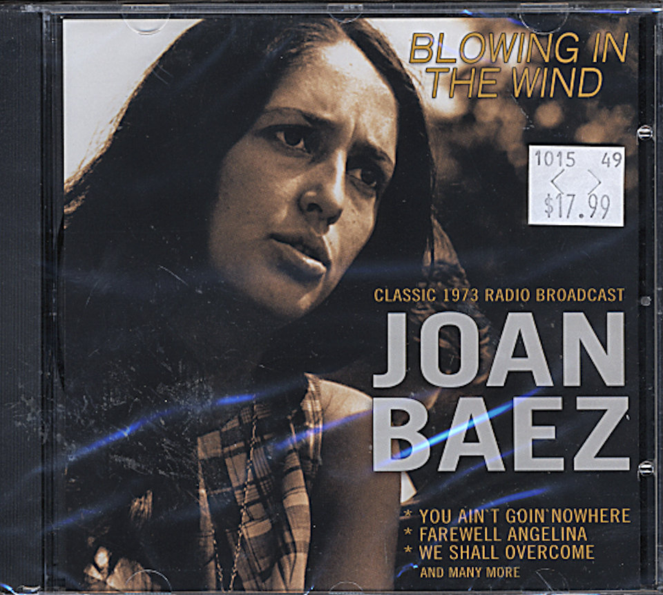 Joan Baez CD