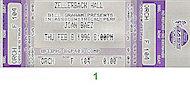 Joan Baez Vintage Ticket