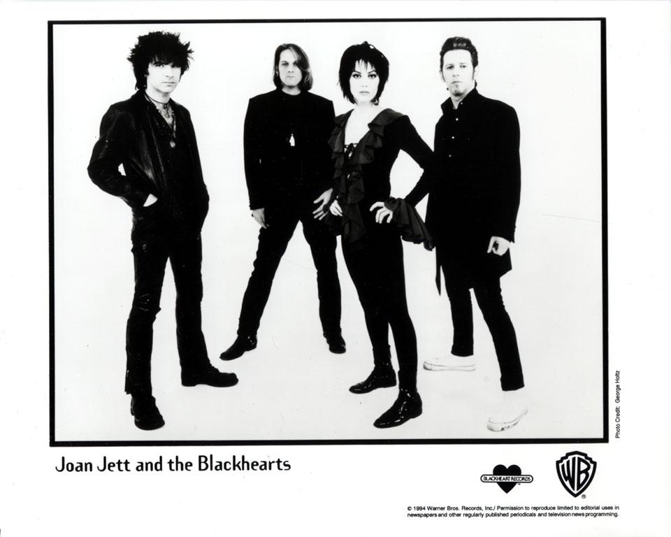Joan Jett & The Blackhearts Promo Print