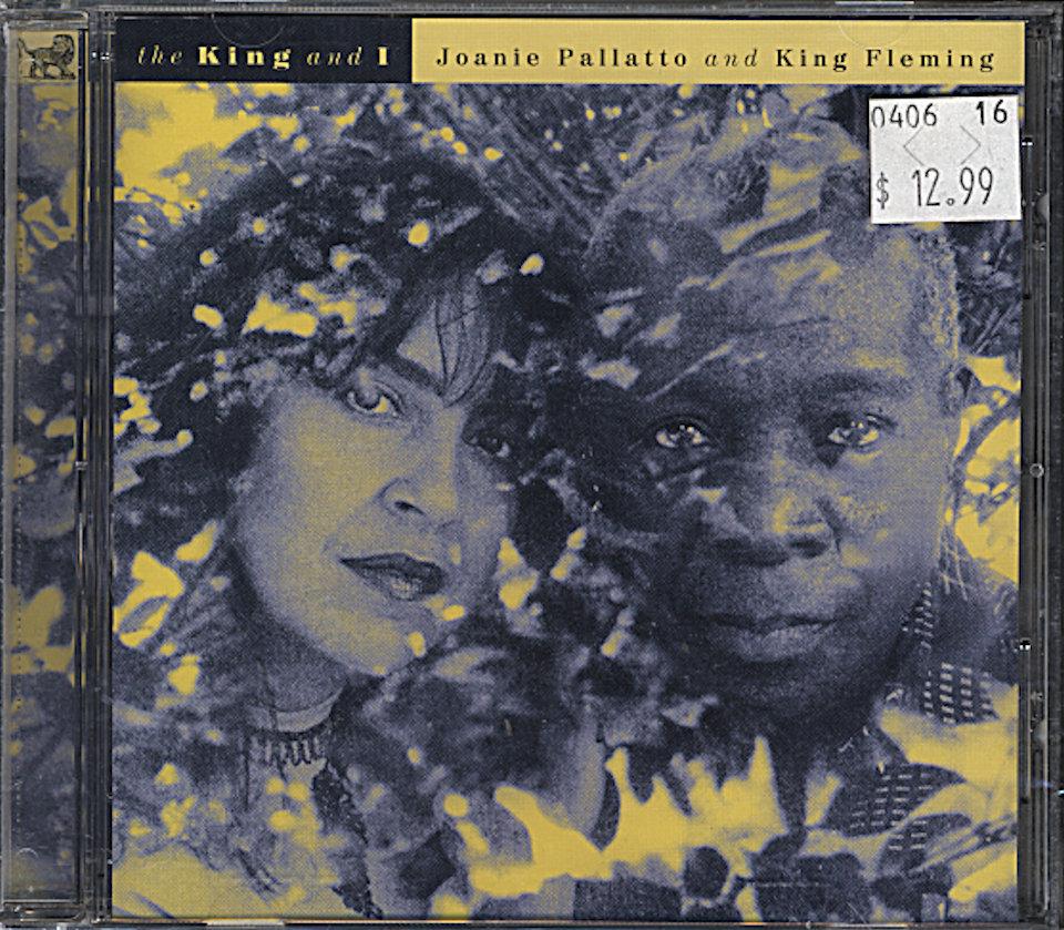 Joanie Pallatto & King Fleming CD