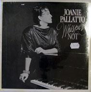 "Joanie Pallatto Vinyl 12"" (New)"
