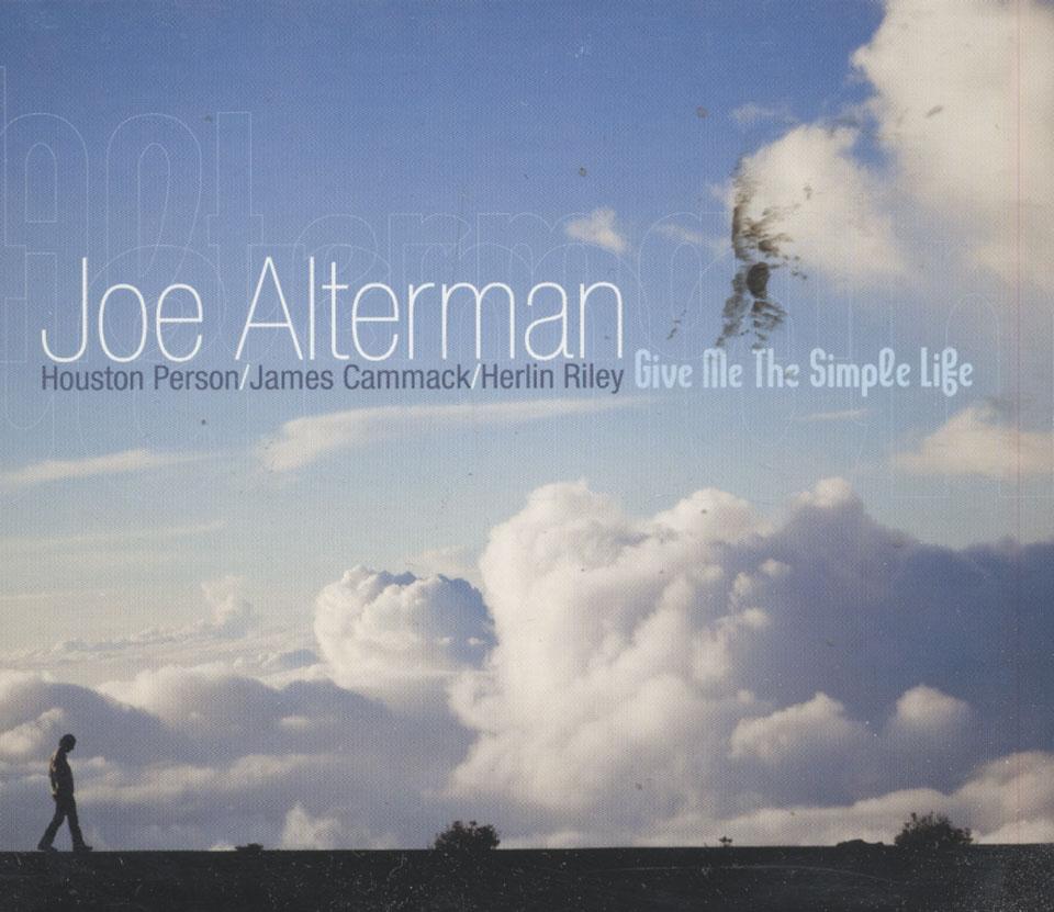 Joe Alterman CD