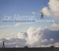 Joe Alterman CD