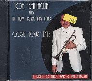 Joe Battaglia and The New York Big Band CD