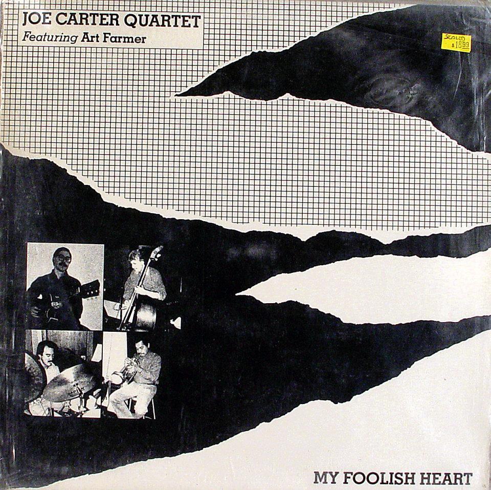 "Joe Carter Quartet Vinyl 12"" (New)"
