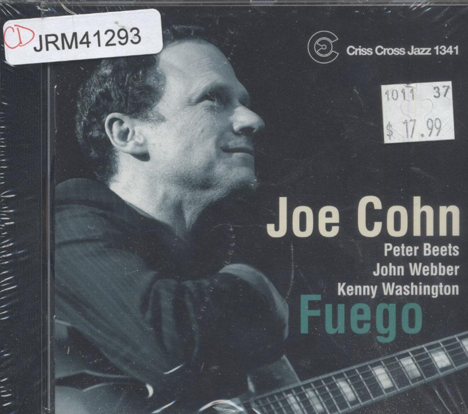 Joe Cohn CD