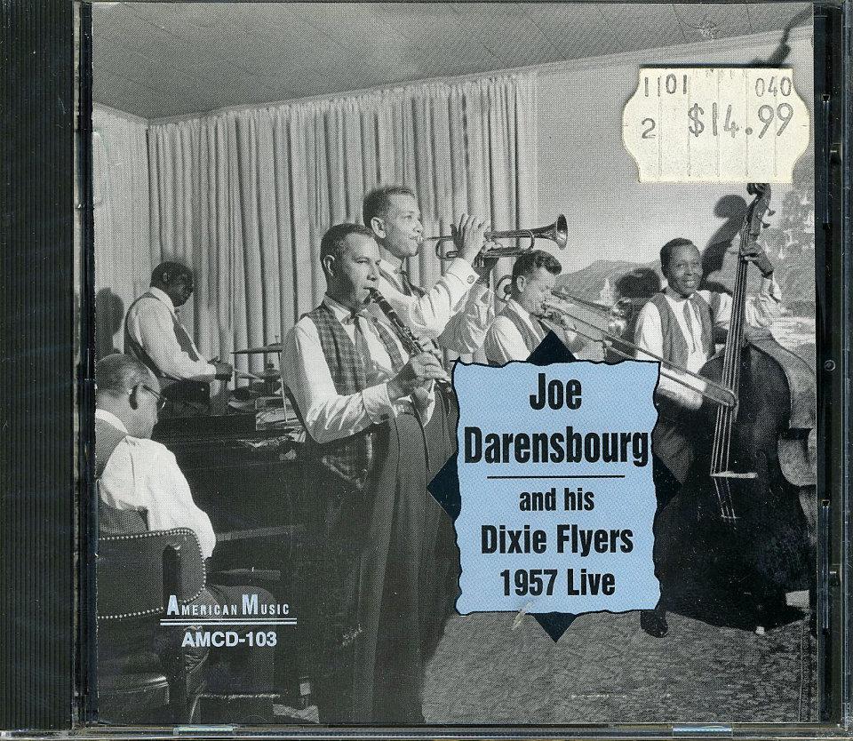 Joe Darensbourg And His Dixie Flyers CD
