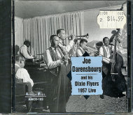 Joe Darensbourg And His Dixie Flyers CD