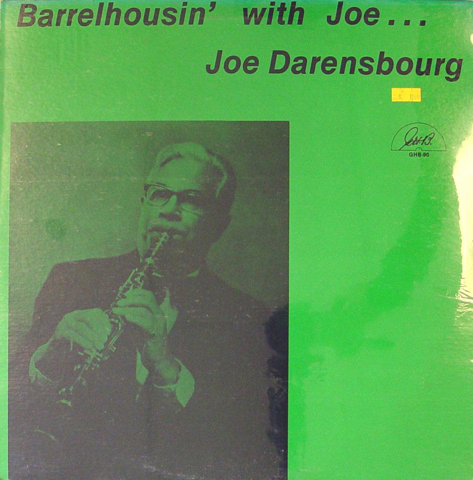 """Joe Darensbourg Vinyl 12"""" (New)"""