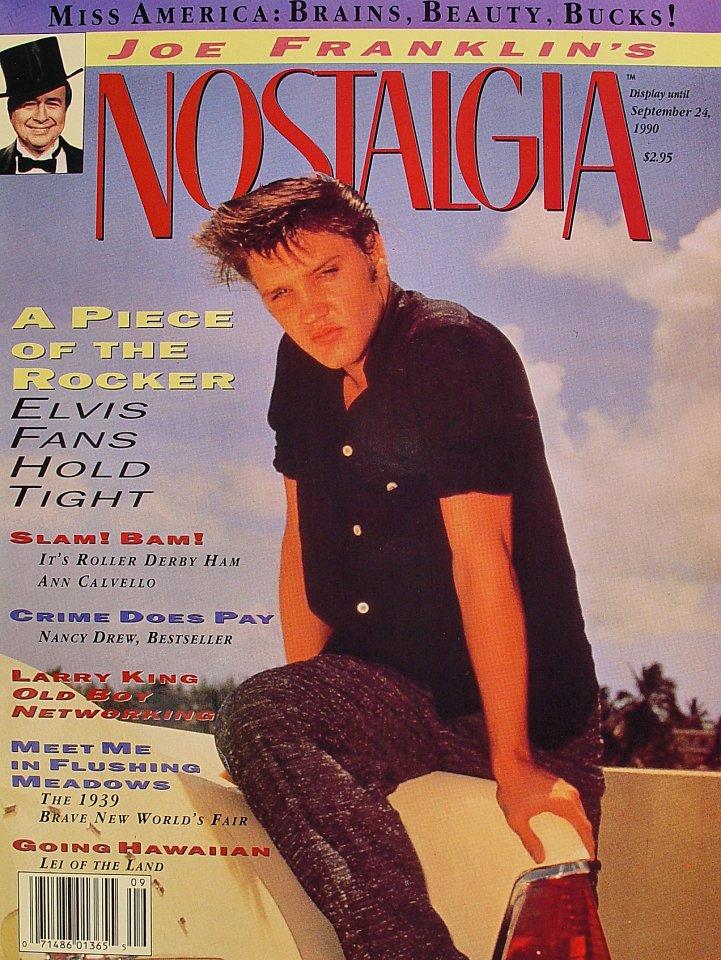 Joe Franklin's Nostalgia Vol. 1 No. 4