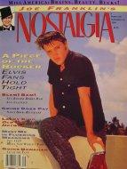 Joe Franklin's Nostalgia Vol. 1 No. 4 Magazine