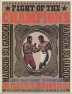 Joe Frazier VS. Muhammad Ali Program