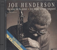 Joe Henderson CD