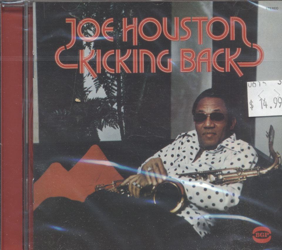Joe Houston CD