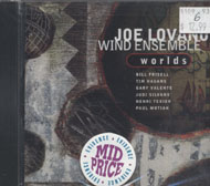 Joe Lovano Wind Ensemble CD